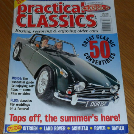 Practical Classics Magazine June 1998
