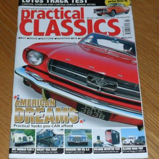 Practical Classics Magazine July 2006