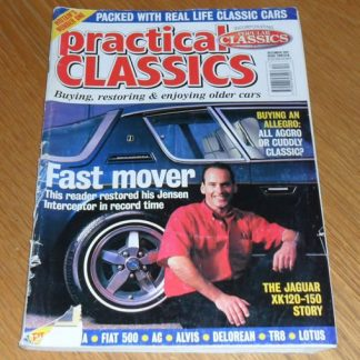 Practical Classics Magazine December 1997
