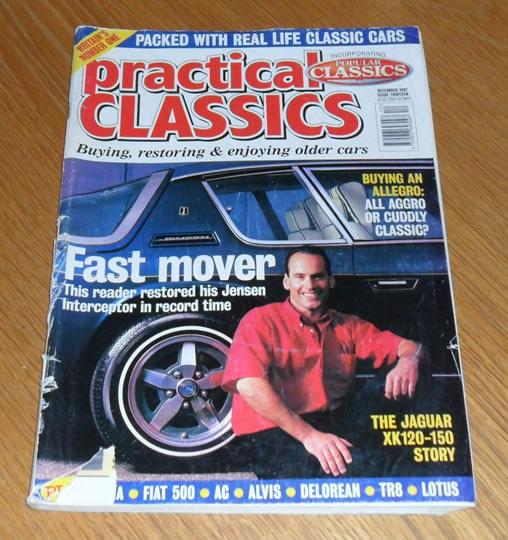 Practical Classics Magazine December 1997