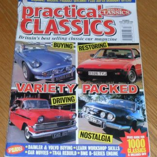 Practical Classics Magazine December 1999