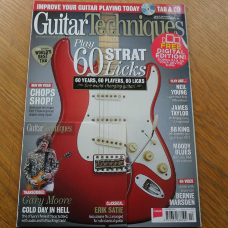 Guitar Techniques Magazine October 2014 Issue 235