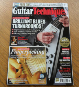 Guitar Techniques Magazine May 2017 Issue 269