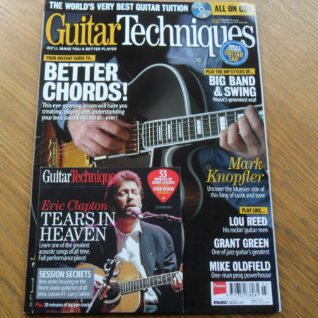 Guitar Techniques Magazine March 2014 Issue 227