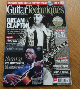 Guitar Techniques Magazine September 2014 Issue 234