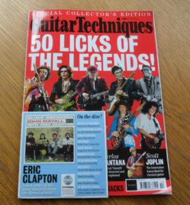 Guitar Techniques Magazine October 2019 Issue 300