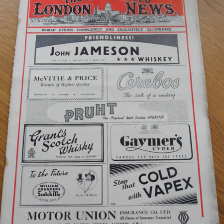 London Illustrated News January 19th 1946