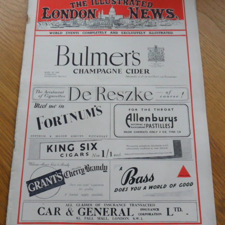 London Illustrated News January 26th 1946