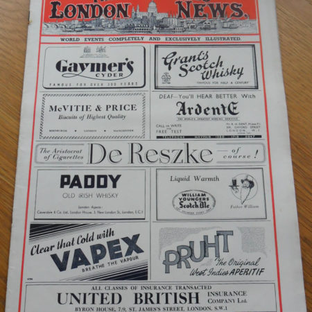 London Illustrated News February 2nd 1946