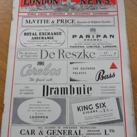 London Illustrated News February 9th 1946