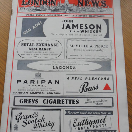 London Illustrated News April 6th 1946