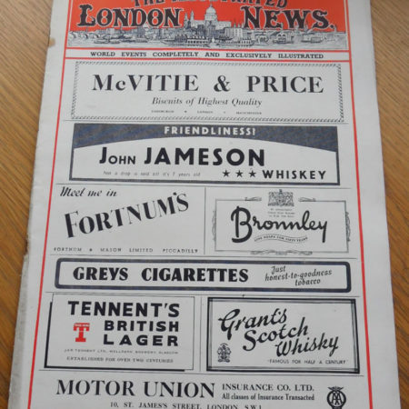 London Illustrated News April 27th 1946