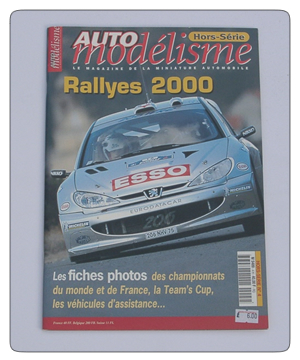Auto Modelisme Rally 2000 Car Guide