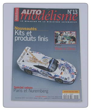 Auto Modelisme Issue 13 March 1997