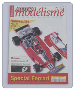 Auto Modelisme Issue 16 July/August 1997