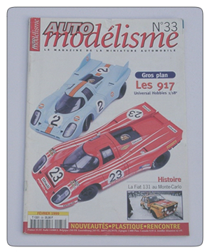 Auto Modelisme Issue 33 February 1999