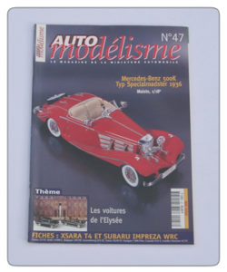Auto Modelisme Issue 47 May 2000