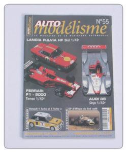 Auto Modelisme Issue 55 February 2001