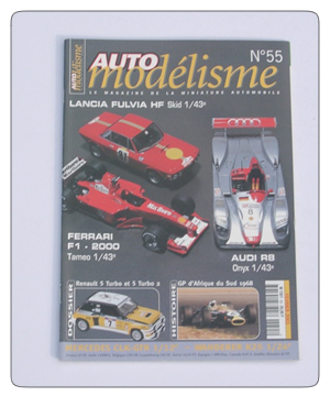Auto Modelisme Issue 55 February 2001