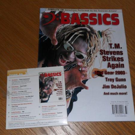 Bassics May/June 2003
