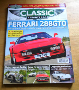 Classic and Sports Car Magazine September 2013