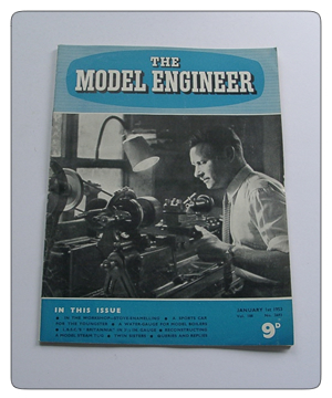 Model Engineer Vol 108 #2693 January 1st 1953