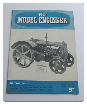 Model Engineer Vol 108 #2702 March 5th 1953
