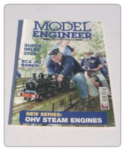 Model Engineer Vol 197 #4280 18th August 2006