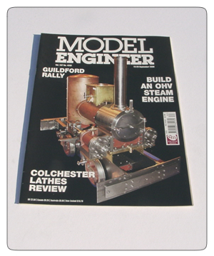 Model Engineer Vol 197 #4282 15th September 2006