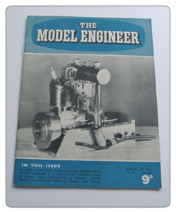 Model Engineer Vol 108 #2704 March 19th 1953