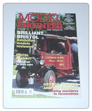 Model Engineer Vol 191 #4202 22nd August 2003
