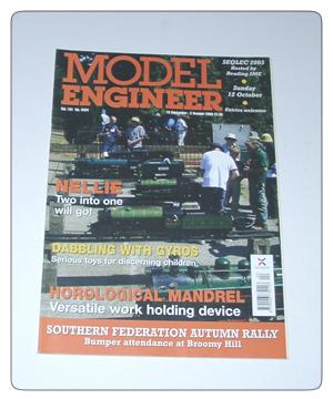 Model Engineer Vol 191 #4204 19th September 2003