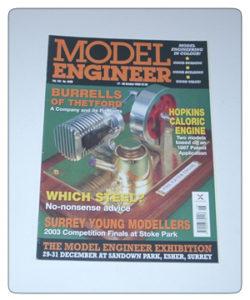 Model Engineer Vol 191 #4206 17th October 2003