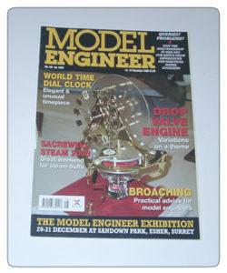 Model Engineer Vol 191 #4208 14th November 2003