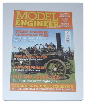 Model Engineer Vol 191 #4210 12th December 2003
