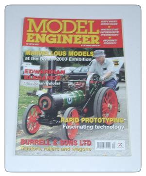 Model Engineer Vol 192 #4212 9th January 2004