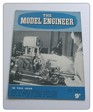 Model Engineer Vol 108 #2707 April 9th 1953
