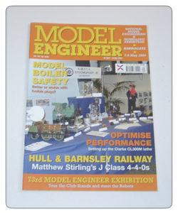 Model Engineer Vol 192 #4220 30th April 2004