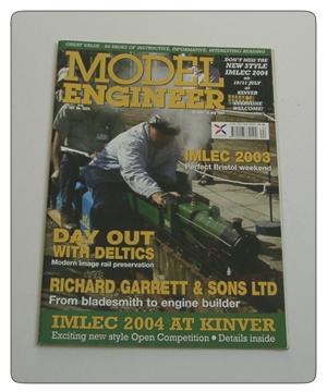 Model Engineer Vol 192 #4224 25th June 2004