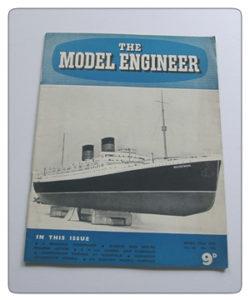 Model Engineer Vol 108 #2709 April 23rd 1953