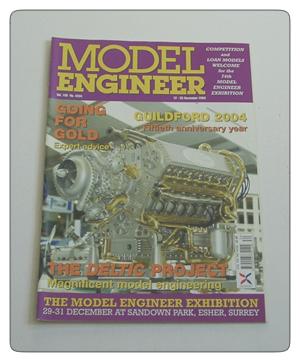 Model Engineer Vol 193 #4234 12th November 2004