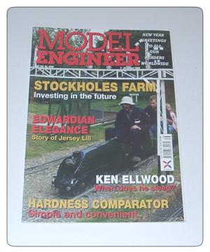 Model Engineer Vol 194 #4238 7th January 2005