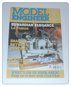 Model Engineer Vol 194 #4250 24th June 2005