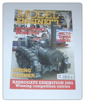 Model Engineer Vol 195 #4251 8th July 2005
