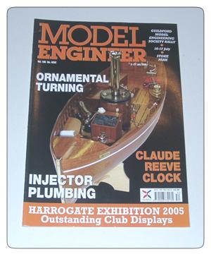 Model Engineer Vol 195 #4252 22nd July 2005