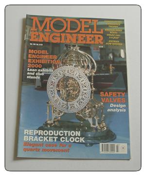 Model Engineer Vol 186 #4143 April 6th 2001