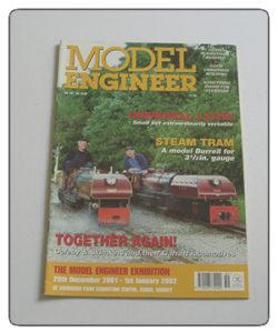 Model Engineer Vol 187 #4159 2001