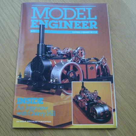 Model Engineer Vol 159 #3811 15th October 1987