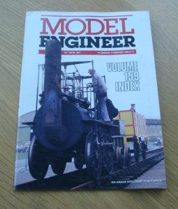 Model Engineer Vol 160 #3817 15th January 1988