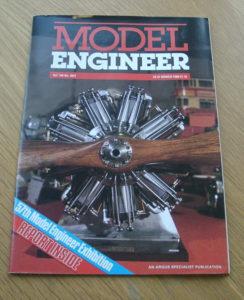 Model Engineer Vol 160 #3821 18th March 1988